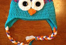 Crochet Hats and Things / Cute crochet hats... Going to make a few, so adorable!  / by Francie Rounce Sobon
