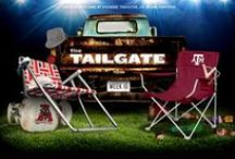 THE TAILGATE / Graphical previews every Texas A&M Football game. Gig 'em, Aggies. / by Good Bull Hunting