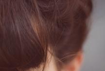 nice. hair. / by Kerstin Michaelis