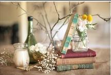 Wedding - Table Decor / by Debbie Whipple