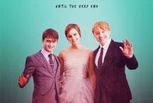 after all this time? always<3 / Harry Potter / by Aimee Tiberi