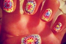 nail obsession  / by Madeline McGeath