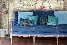 Decor - living room / by Debbie Whipple
