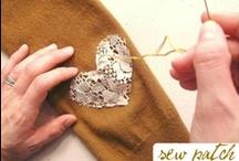 DIY- Sew + Tip  / by Debbie Whipple