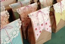 DIY - Wrapping it / by Debbie Whipple