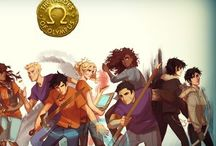 Camp Half-blood / All things Percy Jackson (the Olympians and the heroes series) Maybe some Kane Chronicles as Well / by Ashley Atkinson