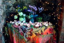 * a l t a r a g h * / Aalin altaragh - beautiful altars / by ✨Àine Fand✨