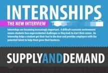 Internship Tips / by Wilson Career