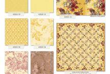 Quilt fabrics / by Martha Highland
