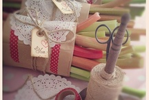 ♥wrap it♥ / by Doolally Daisy
