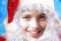 Navidad Foto Montajes  / Fotomontajes de Navidad, Efectos Navideñas, Cartas a Papa Noel, Tarjetas de Navidad... todo lo que necesitas para estas Navidades. / by Fotoefectos Efectos para Fotos
