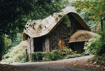 All I want out of life is a European Cottage / BEAUTIFUL! And small. And cozy. Yes please. / by Taylor Rowell