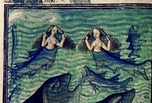 Mermaids / Mermaids are da bestest. / by Taylor Rowell