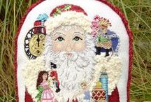 Christmas Needlepoint / by HSWS