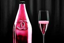 Pink [the shades of]  La Vie en Rose / Pink represents sweetness and innocence... So feminine!  / by ~Angels & Skulls~