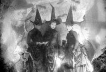 Magick in Monochrome / by Debi Ladycloudwalker
