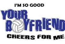 VOLLEYBALL :D <3 / This is pretty much my life.  / by Rylee W