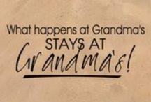 Joys Of Grandparenting / by Pamela