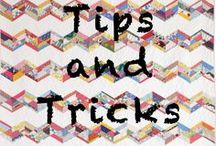 Quilting Tips & Tricks / by Quilters Club of America