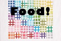 Food! / For the foodie in all of us (disclaimer: will be mostly desserts!) / by Quilters Club of America