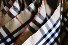 Burberry / I love the look of the Burberry plaid, so stylish! Just wish I could bring myself to purchase it. / by LuAnna I