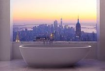 Tub Envy / rub a dub dub, i just love a good tub / by Christiana Coop