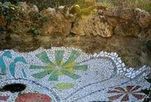 Mozaics / Mosaïques / by Pascale