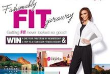 Fab Fit Fun Giveaway / To Celebrate Spa Week, Giuliana Rancic's FabFitFun is giving away a one year VIP membership and a four night stay at Sanctuary on Camelback Mountain that includes decadent spa treatments!  / by Spa Week