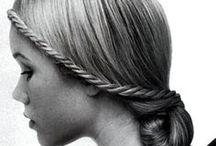 Medium to Long Hair Ideas / by Zambezi Sunset
