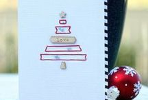 Handmade holiday cards / by Makers on Pinterest