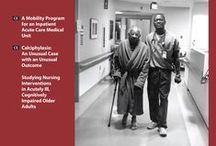 This Year's Covers / AJN's 2014 covers. Click to see the full issue. / by American Journal of Nursing