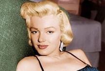Marilyn Monroe / by Mark Morris