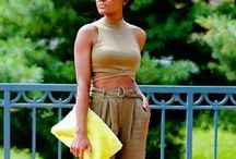 Style/ Fashion / by Angela Hanna