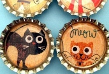 Cat Objects / by Alda Clara