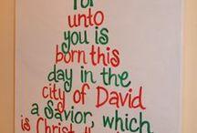 Christmas / by Heather Thomas