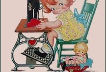sew fun~~~ / by Heidi Robinson