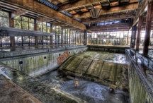 Abandoned / Trying to single-handedly rectify the lack of abandoned pools (and some other things not as awesome as pools) in my life. Everyone needs more abandoned pools. / by S Wuebbles