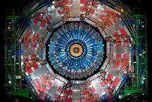 Particle Collider \\\---><---/// / Large Hadron Collider, CERN, and other particle collider images / by Larry Lee