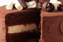 Chef Braeden's Recipes / This castle chef is a two-time winner of the prestigious James Moustache Award.  His cream cheese brownies are King Shevre's favorite indulgence. / by The Door In The Sky
