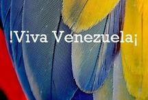 VIVA VENEZUELA! / My family moved to this beautiful country when I was an adolescent and it holds some of my most important memories and gave me the benefit of speaking a second language fluently.  The people of Venezuela are among the most beautiful, artful and gracious I have ever known. / by TMara