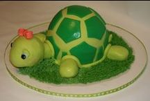 Cakes - Turtle / by Therese Scribner