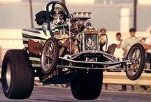 Auto racing / by Guy GunsBaker