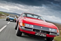 Velocity- a tribute to motoring / by Rylie Stone