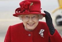 The Royal Family  / The British Royal Family / by Sarah Kulzer