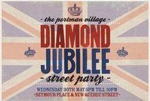 Lovely Jubbly Diamond Jubilee / by Sarah Kulzer