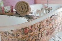 Bathrooms / by Sherry Wall