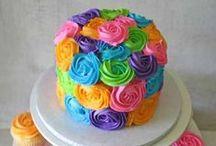 Cake Ideas / by Wendy Dom-Steiner