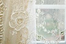 Linens, Lace & Ribbon / by Wilma Gardien-Hans
