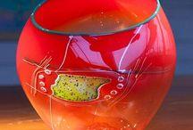 Glass - art / by Carla Van Galen