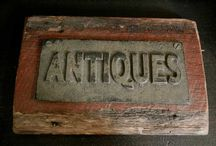 Antiques / by Carla Van Galen
